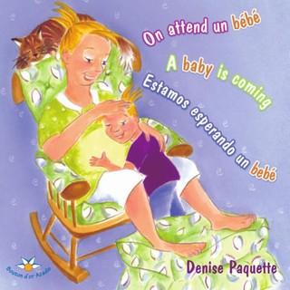 On attend un bebe / A baby is coming / Estamos esperando un bebe