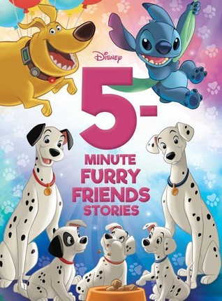 5-Minute Disney Furry Friends Stories