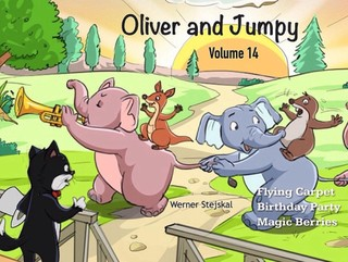 Oliver and Jumpy, Volume 14