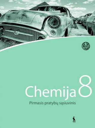 Chemija. 8 klasės pirmasis pratybų sąsiuvinis