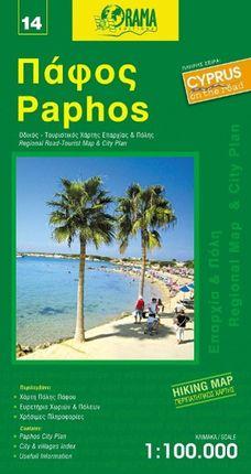 Paphos 1 : 100 000