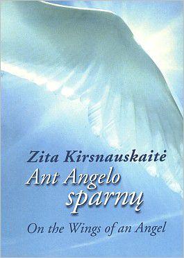 Ant angelo sparnų