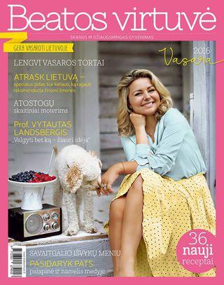 Beatos virtuvė. Žurnalas. Vasara Nr.7 (2016)