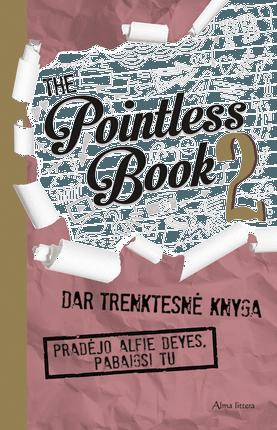 The Pointless book 2. Dar trenktesnė knyga