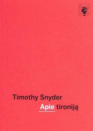 APIE TIRONIJĄ: naujausia vieno žymiausių pasaulio istorikų knyga
