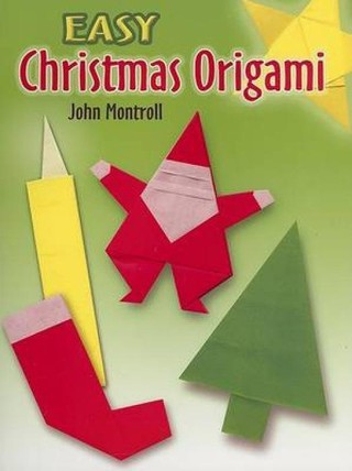 Christmas Origami.Knyga Easy Christmas Origami Knygos Lt