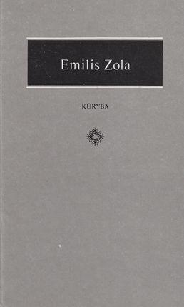 Kūryba.Emilis Zola