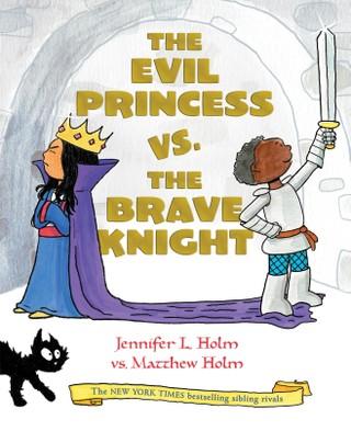 The Evil Princess vs. the Brave Knight 01