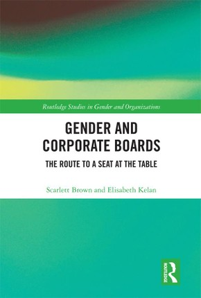 Gender and Corporate Boards