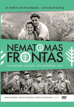 Nematomas frontas (DVD)