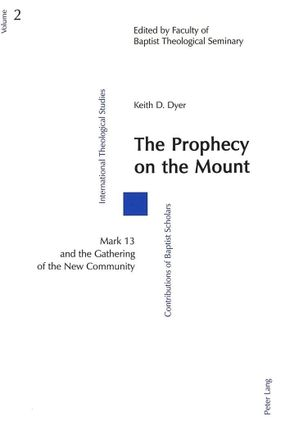 The Prophecy on the Mount