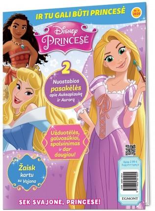 Disney Princesė. Žurnalas. Nr 6, 2020