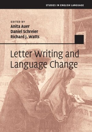 Letter Writing and Language Change