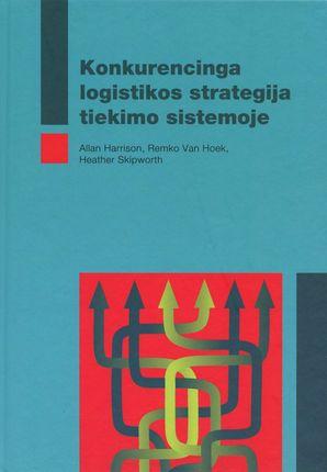 Konkurencinga logistikos strategija tiekimo sistemoje