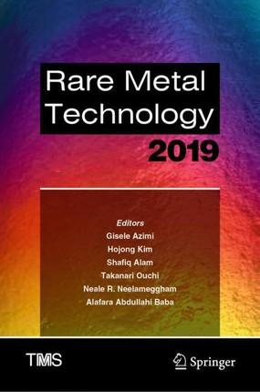 Rare Metal Technology 2019