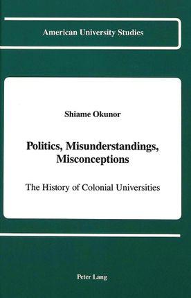 Politics, Misunderstandigs, Misconceptions