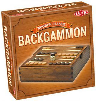 Žaidimas Nardai medinėje dėžutėje