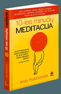 10 minučių meditacija