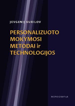 Personalizuoto mokymosi metodai ir technologijos