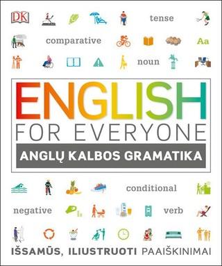 English for everyone: anglų kalbos gramatika