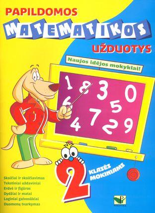 Papildomos matematikos užduotys II kl. mokiniams