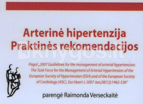 elektroninių knygų hipertenzija nauji antihipertenziniai vaistai nuo hipertenzijos