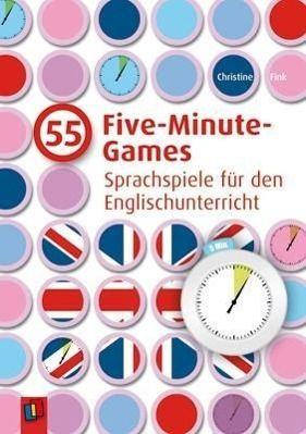 55 Five-Minute Games