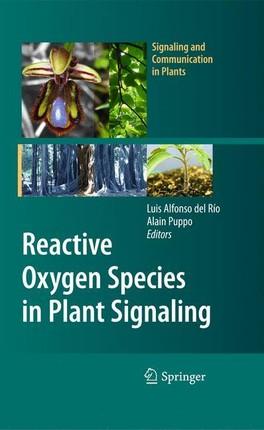 Reactive Oxygen Species in Plant Signaling