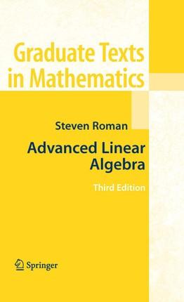 Advanced Linear Algebra