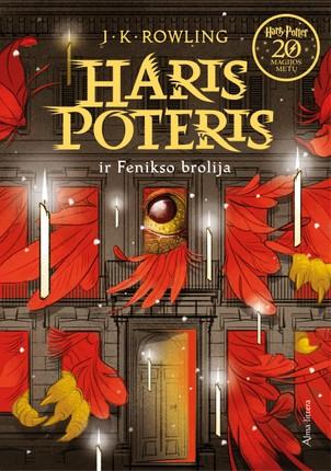 Haris Poteris ir Fenikso brolija. 5 dalis