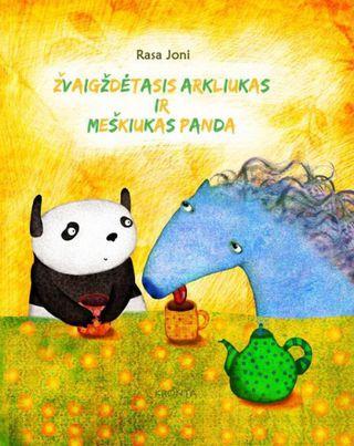 Žvaigždėtasis Arkliukas ir Meškiukas Panda
