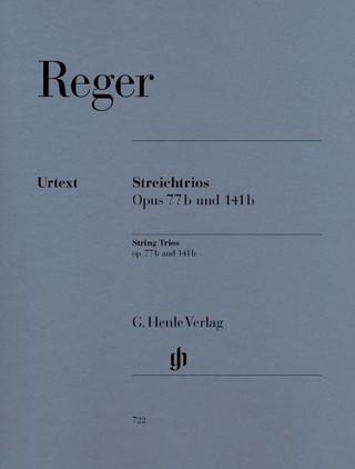 Streichtrios a-moll op. 77b und d-moll op. 141b