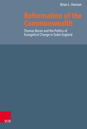 Reformation of the Commonwealth