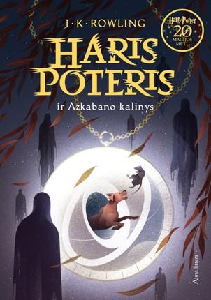 Haris Poteris ir Azkabano kalinys. 3 dalis