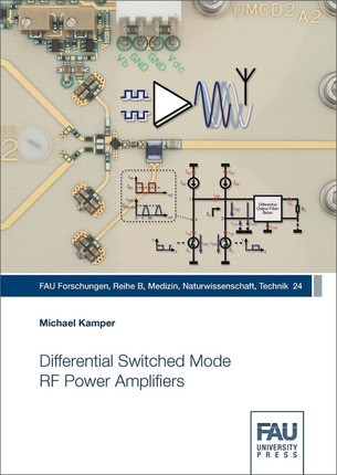 Differential Switched Mode RF Power Amplifiers
