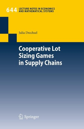 Cooperative Lot Sizing Games in Supply Chains