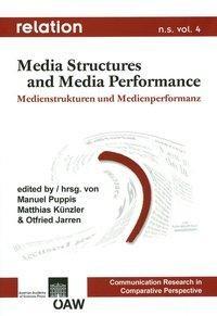 Relation. Medien - Gesellschaft - Geschichte /Media, Society, History / Relation n.s.vol. 4