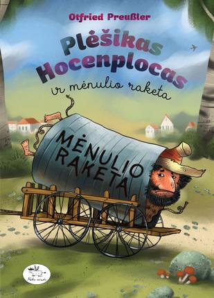 Plėšikas Hocenplocas ir mėnulio raketa