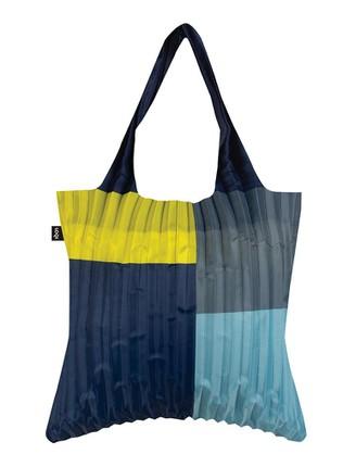 "LOQI pirkinių krepšys ""PLEATED Sunshine Bag"""
