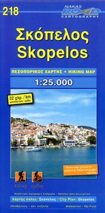Skopelos 1 : 25 000