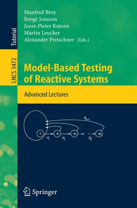 Model-Based Testing of Reactive Systems