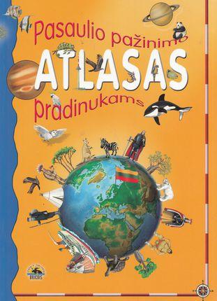 Pasaulio pažinimo atlasas pradinukams (2001)