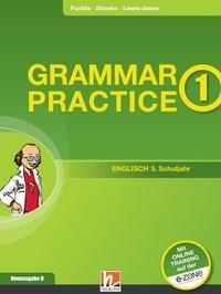 Grammar Practice 1, Ausgabe D