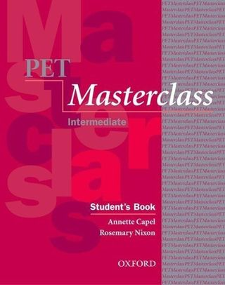 PET - Preliminary English Test. Intermediate. Masterclass. Students Book with Introductory Module