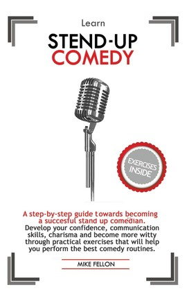 Learn Stan-Up Comedy