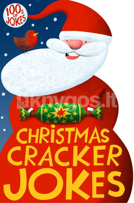 Christmas Cracker Jokes.Knyga Christmas Cracker Jokes Knygos Lt