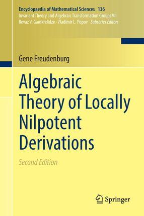 Algebraic Theory of Locally Nilpotent Derivations