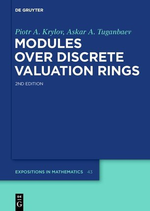 Modules over Discrete Valuation Rings