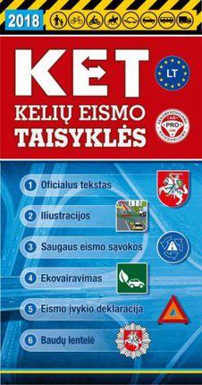 Kelių eismo taisyklės 2017. Su ekovairavimo patarimais