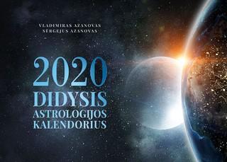 Didysis astrologijos kalendorius 2020